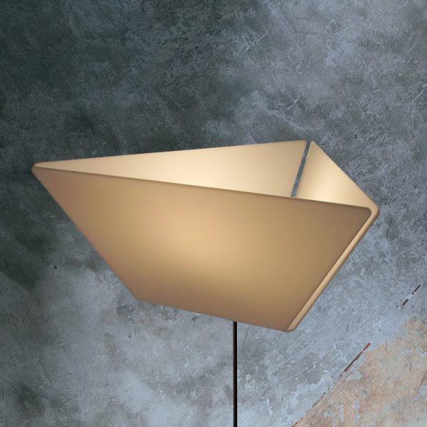 Lampa stojąca trapez – Trapezo